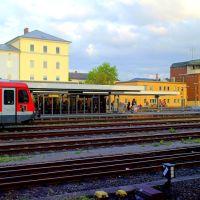 Weiden (Oberpfalz) Bahnhof, Вайден