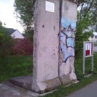 Abschnitt der Berliner Mauer (Section of the Berlin Wall), Вайден