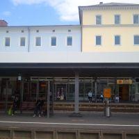 Weiden (Oberpf) Bahnhof, Вайден