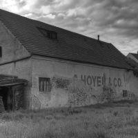 Verlassenes Lagerhaus, Вайден