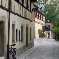 Weißenburg i. Bay., Seeweihermauer (innen), Вайсенбург