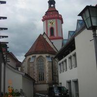 Spitalkirche, Вайсенбург