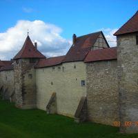 Schießgrabenmauer, Вайсенбург