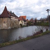 Weißenburg, The city walls, Вайсенбург