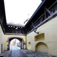 Weißenburg in Bayern - Ellinger Tor (Vorwerk), Вайсенбург