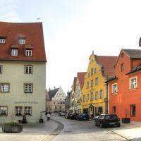 Weißenburg in Bayern - Rosenstraße, Вайсенбург