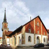 Weißenburg in Bayern - Schranne, Вайсенбург