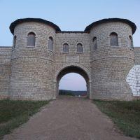 Radtour 06 - Weißenburg - Castell Biriciana - Porta Prätoria, Вайсенбург