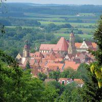 Weißenburg von der Ludwigshöhe, Вайсенбург