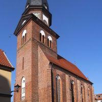 Marienkirche in Waren, Варен