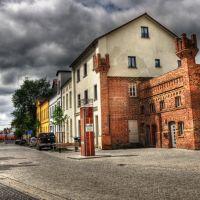 Stadttor, Варен