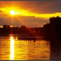 Yellow sunset, Варен