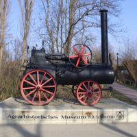 Dampfmaschine bei Licht, Варен