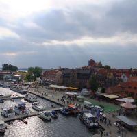 Waren Stadthafen, Müritzsail 2011, Варен