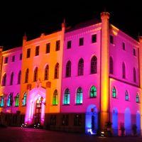 Rathaus Waren in Licht, Варен