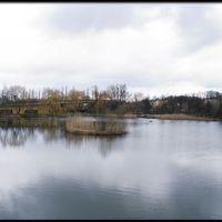 Maerz 2008 - Blick vom Müritzeum in Waren, Варен