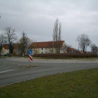 """Kreisverkehr """"Bullenkreisel"""", Гарделеген"""