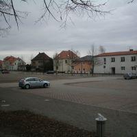 Tivoliplatz, Гарделеген