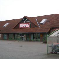 REWE Markt Eingang, Гарделеген