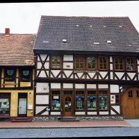 Germany_Saxony-Anhalt_Altmark_Gardelegen_timber-framed houses Philipp-Müller-Str. 6 & 8_011_8A, Гарделеген