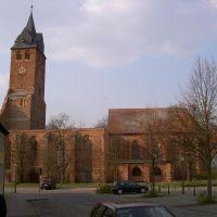 Kirchenruine Gardelegen, Гарделеген