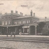 alter Bahnhof, Гарделеген