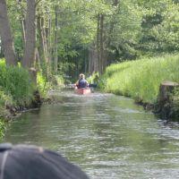 mit Kanu auf der Milde, Гарделеген