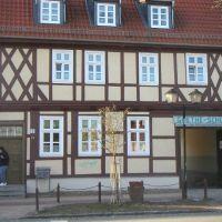Gardelegen, Alte Goetheschule, Гарделеген