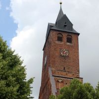 Turm der Nicolaikirche, Гарделеген