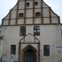 altes Krankenhaus (Denkmalgeschützt), Гарделеген