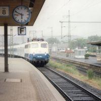 110 370-6; RE mit GEPÄCKWAGEN!, Геттинген