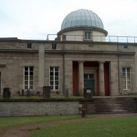 Göttingen, Sternwarte von C.F. Gauss, Геттинген