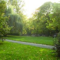 Cheltenham-Park, Göttingen, Lower Saxony, Germany, Геттинген