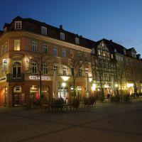 Abends am Kornmarkt, Геттинген