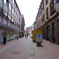 Düstere Straße, Геттинген
