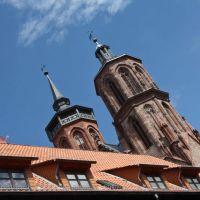 St. Johannis, Геттинген