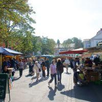 Auf dem Wochenmarkt, Геттинген