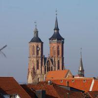Die Türme von St. Johannis, Геттинген