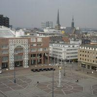 Friedensplatz, City Hall (Dortmund, Ruhr), Дортмунд
