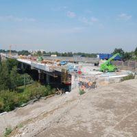Ausbau der Schnettkerbrücke (Juli 2008), Дортмунд