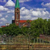 Die Paulus-Kirche in Dortmund., Дортмунд