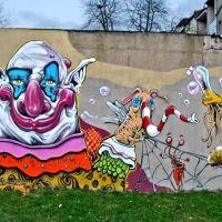 Alien Nation, Дортмунд
