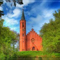 St.-Johannis-Kirche (built 1883),  Sassnitz, Rügen, Засниц