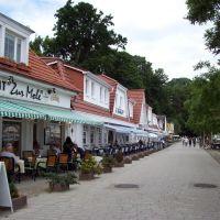 Promenade Sassnitz, Засниц