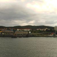 Sassnitzer Hafen, Засниц