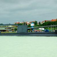 H.M.S. Otus im Hafen Sassnitz, Засниц