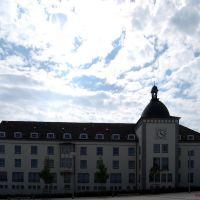 Das Kurhotel Sassnitz war das ehem. Seemannsheim, Засниц