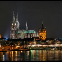 The Cathedral Of Cologne, Кельн