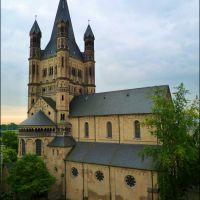 Groß Sankt Martin zu Köln 17. September 2008, Кельн