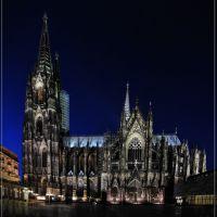 Kölner Dom, built 1248, UNESCO-Weltkulturerbe, Кельн